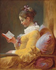 La lectora, c. 1770–1772