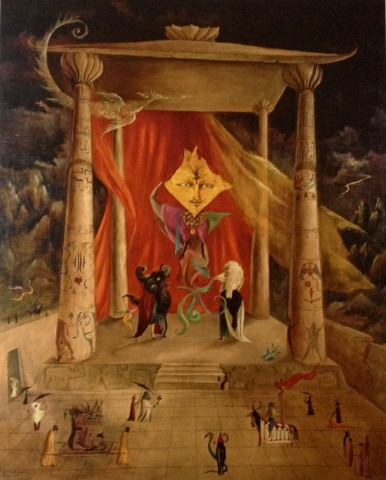 Leonora Carrington - pinturas (14)