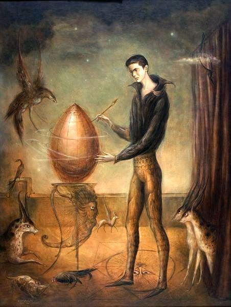 Leonora Carrington - pinturas (32)