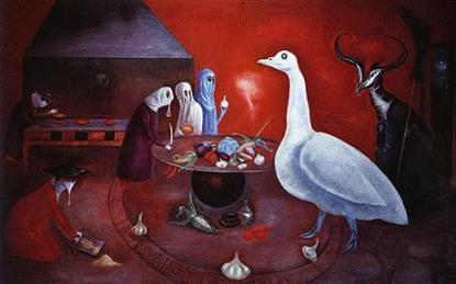 Leonora Carrington - pinturas (6)