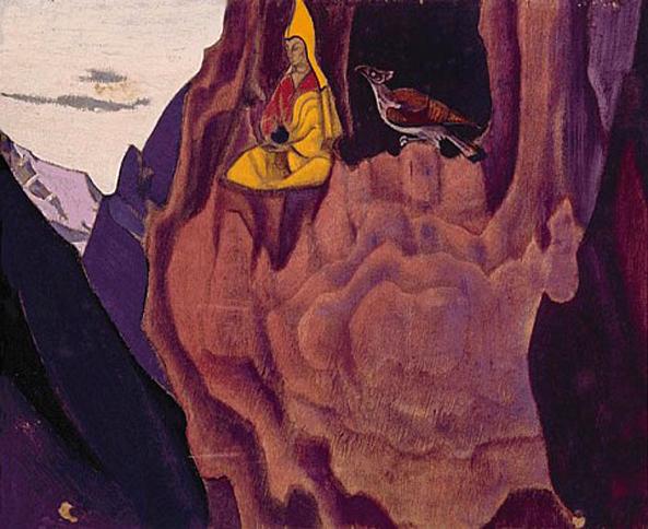 roerich-noticias-del-águila-pintores-y-pinturas-