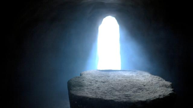 Todo el concepto de resurrección es la nueva y más importante revelación que está llegando a la humanidad